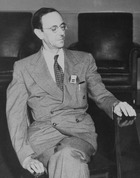 James Chadwick in around 1935