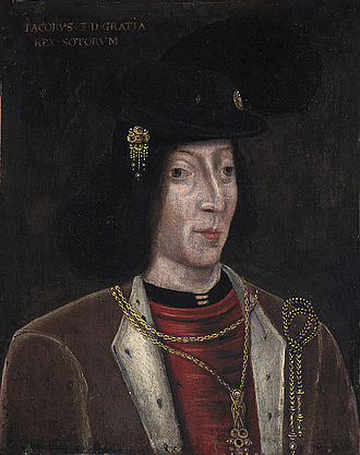 John of Islay, Earl of Ross - James III of Scotland, whose power would ultimately eclipse that of the Lords of the Isles