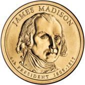 James Madison – Dollar