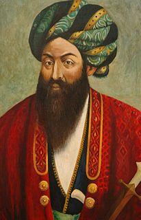 Jan-Fishan Khan Afghan warlord and noble