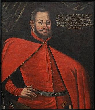Hetman - Image: Jan Karal Chadkievič. Ян Караль Хадкевіч (XVII) (6)