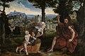 Jan Massys (1509) - Der Prophet Elias und die Witwe von Sarepta - 143 - Staatliche Kunsthalle Karlsruhe.jpg