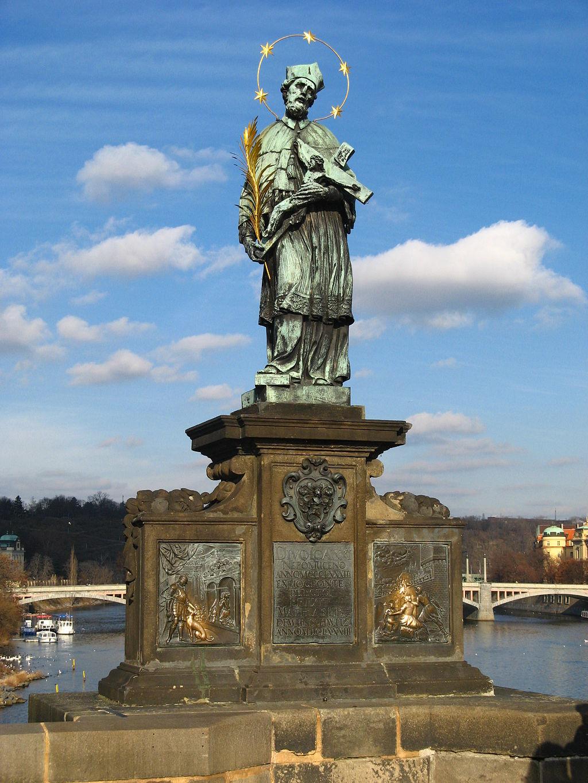 Jan Nepomucky na Karlove moste