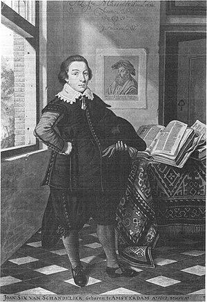 Jan Six van Chandelier