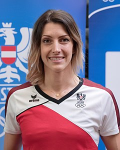 Janine Flock - Team Austria Winter Olympics 2018 a crop.jpg