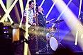 Janne Lindén 04 & Robert Jansson 03 @ Melodifestivalen 2017 - Jonatan Svensson Glad.jpg