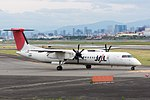 Japan Air Commuter, DHC-8-400, JA850C (18045884013).jpg