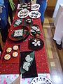 Japanese Festival in Vigadó. Rolled sushi by Nishikawa Natsuko. - Budapest.JPG