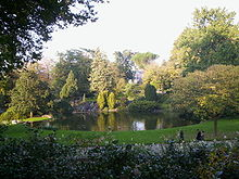 Jardin l 39 anglaise wikip dia for Jardin japonais angers