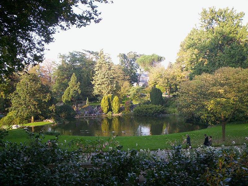 Gardens to july 2008 - Horaire d ouverture jardin des plantes ...