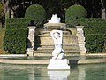Jardins Pedralbes-Mediterrània, Eulàlia Fàbregas de Sentmenat, 1962.JPG