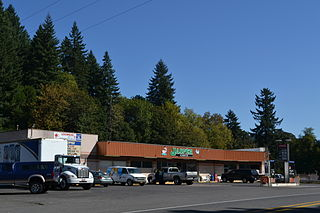 Jasper, Oregon Unincorporated community in Oregon, United States