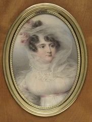 Portrait of Hortense de Perregaux, Duchess of Ragusa (1942.1146)