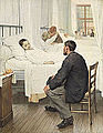 Jean Geoffroy - Visit day at the Hospital - Google Art Project.jpg
