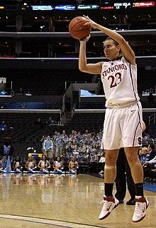 Jeanette Pohlen-Mavunga American basketball player