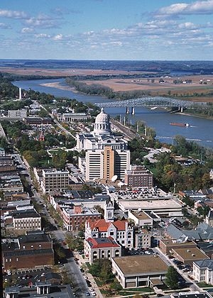 Jefferson City, Missouri - Image: Jefferson City