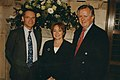 Jeffrey Archer, Margaret Hodge and Steven Norris.jpg