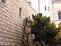 Jerusalem, Mount Zion, King David's tomb; DI is 11-3000-004 (King David's statue)(3).jpg
