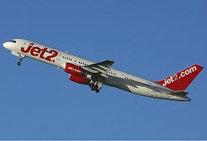 Jet2 Boeing 757 Spijkers.jpg
