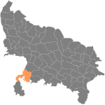 Jhansi district