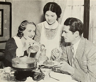 Laurence Olivier - Olivier, with his first wife Jill Esmond (left), in 1932