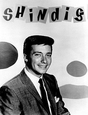 Jimmy O'Neill (DJ) - O'Neill as the host of Shindig!, 1964.