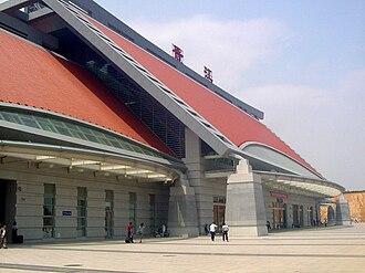 Jinjiang, Fujian - Jinjiang Station