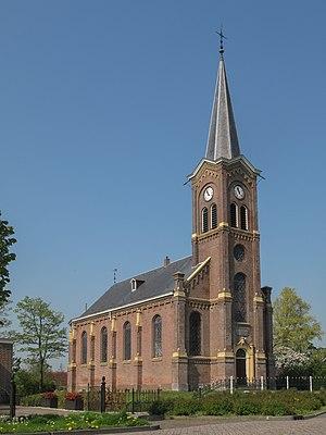 Jirnsum - Jirnsum Church