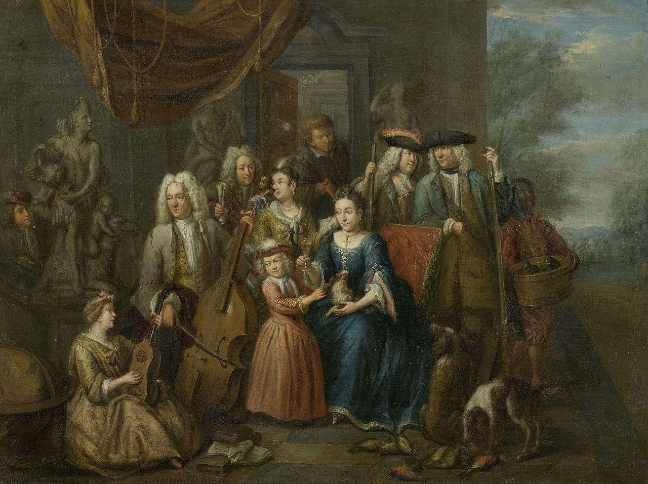 Johann Georg Platzer (Umkreis) - Familiendarstellungen 02.jpg