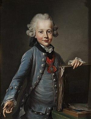 Prince Frederick Ferdinand Constantin of Saxe-Weimar-Eisenach