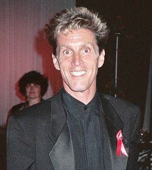 John Glover (actor) - Glover in the 1991 Emmy Awards
