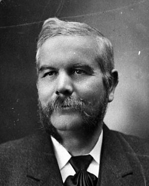 John Aitken (politician) - Aitken in about 1906