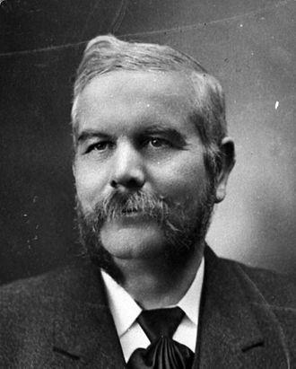 John Aitken (politician) - Aitken in about 1906