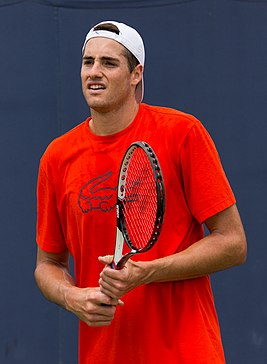 John Isner 3, Aegon Championships, London, UK - Diliff.jpg