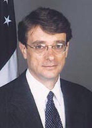 United States Ambassador to Mongolia - Image: John R. Dinger