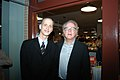 John Waters and Barry Levinson - 2003 (26653837417).jpg
