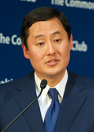 John Yoo - John Yoo in 2012