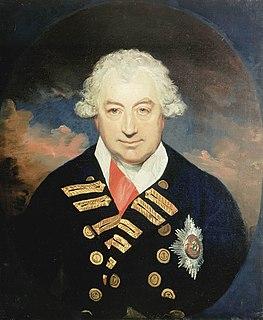 Viscount St Vincent