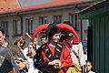 Joker at parade at UNESCO celebrations 2009 in Třebíč, Třebíč District.jpg