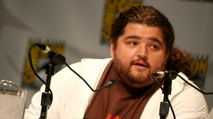 Jorge Garcia on the Lost panel at Wikipedia:Co...