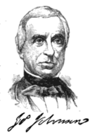 Joseph Johnson (Virginia politician) - Image: Joseph Johnson