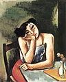 Joseph Kutter Femme Accoudée c. 1929.jpg
