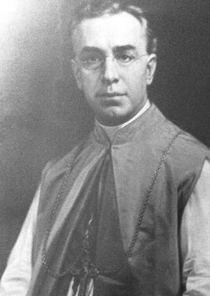 Joseph Maria Koudelka - Bishop Joseph M Koudelka, November 5, 1913