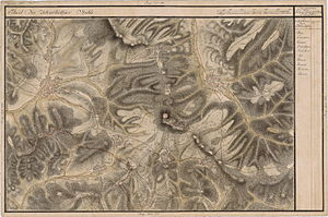 Atid - 18th century map