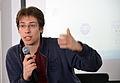 Journée Wikipédia, objet scientifique 2013 10 Pierre Willaime4.JPG
