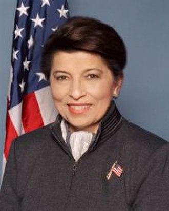 Jovita Carranza - Carranza as Deputy Administrator of the Small Business Administration