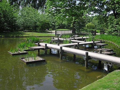 Jardin Japonais De Hasselt Wikiwand