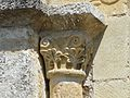 Jumilhac église portail chapiteau.JPG