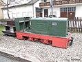 Jung Lok der Feldbahn im Deutschen Dampflokomotiv-Museum in Neuenmarkt, Oberfranken (14313895194).jpg