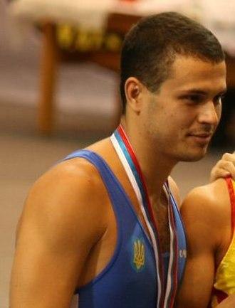 Yuri Nikitin (gymnast) - Image: Juri Nikitin